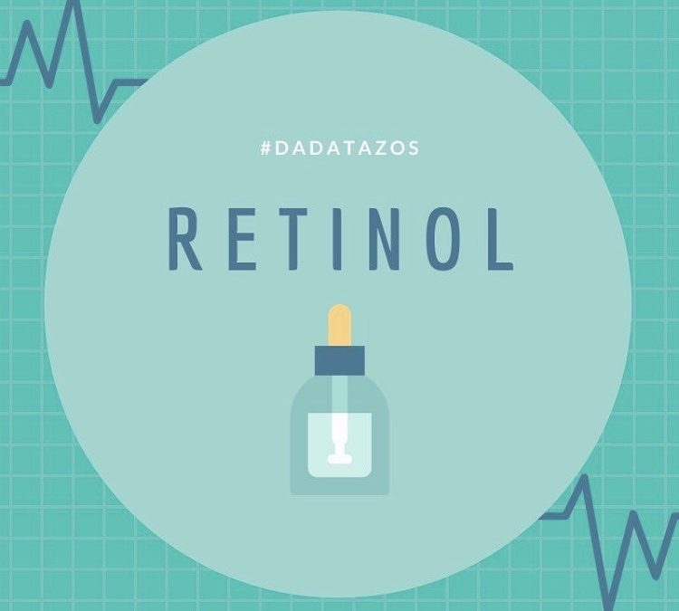 Retinol – Nuestro fav en la rutina.