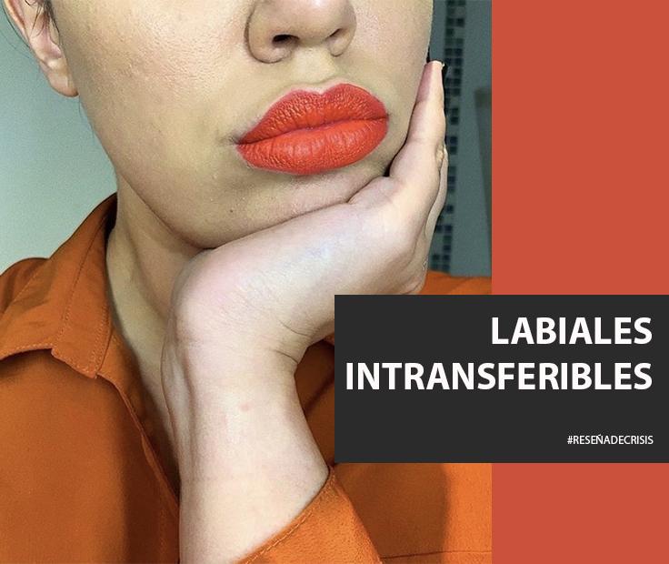 Labiales intransferibles – Salen al ring dos candidatos FUERTES.