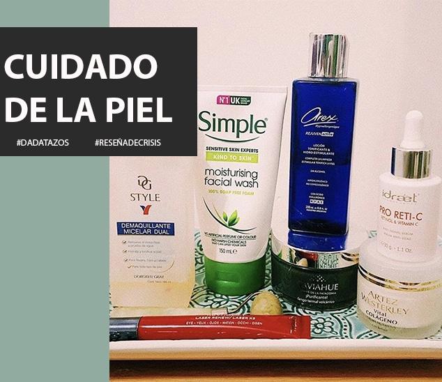 Cuidado de la piel – No le tengamos miedo a las marcas nacionales.