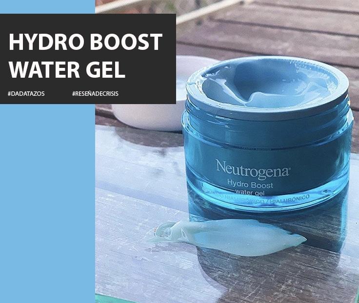 Neutrogena Hydroboost Water Gel – Desde la textura hasta sus propiedades.