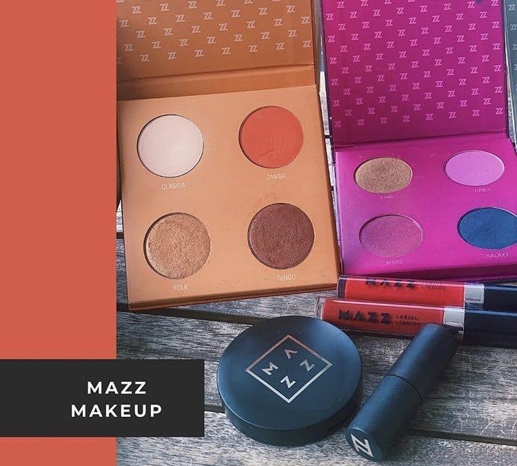 Mazz Makeup – Que el encierro no nos prive de maquillarnos.