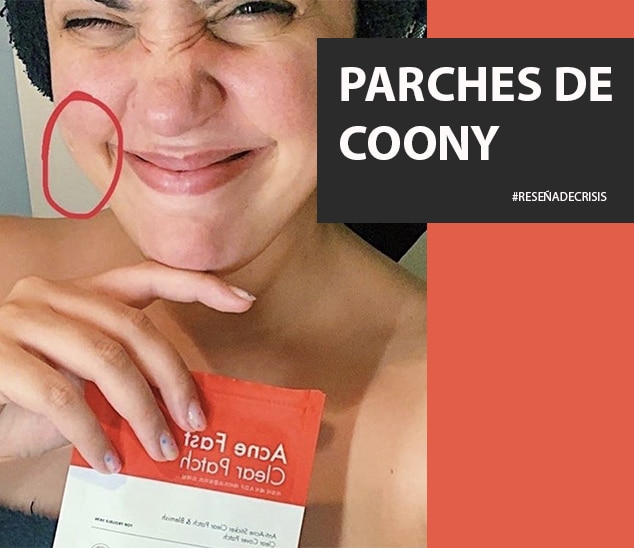 Parches de Coony – Una ayuda bárbara para los granitos.