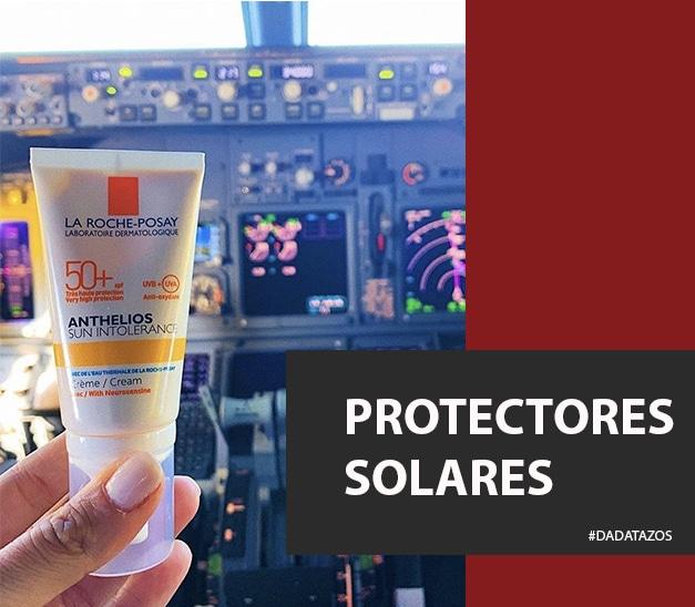 Protectores solares – Son lo ELEMENTAL para cuidar la piel.