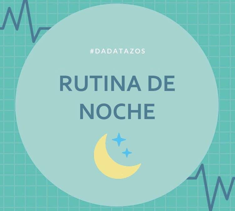 Rutina nocturna – El post del horror.