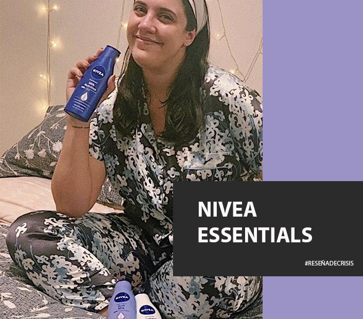 Nivea Essentials – La clave para combatir la resequedad por el frío. De