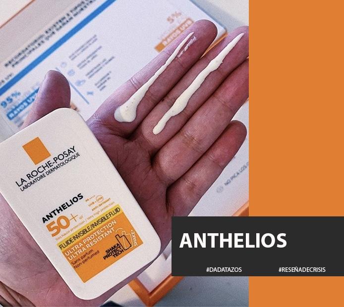 Anthelios – El protector solar que más recomiendo de La Roche-Posay.
