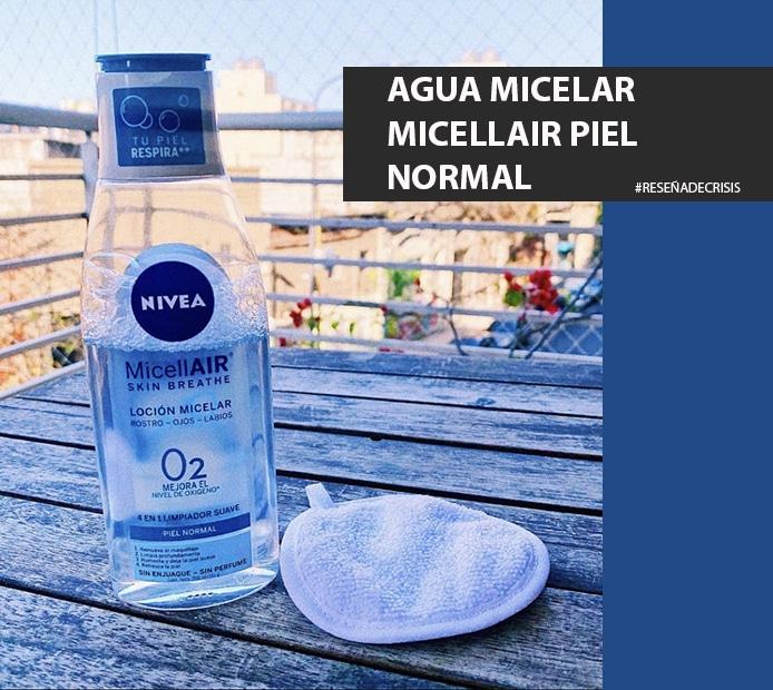 Agua Micelar MicellAIR – Un agua micelar con mil usos.