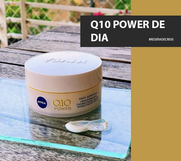 Nivea Q10 Power – Una crema que me encantó.