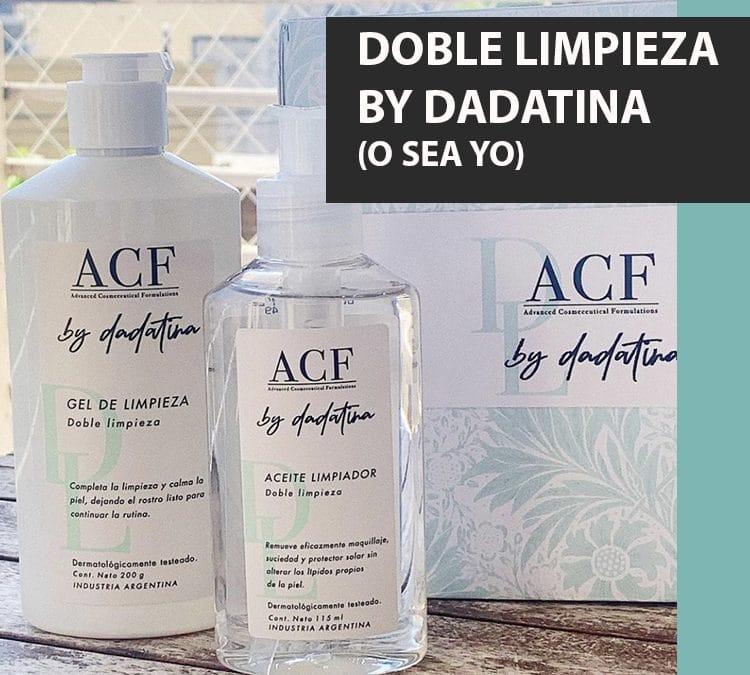 Doble Limpieza by Dadatina – Un kit diseñado para ustedes, con amor.