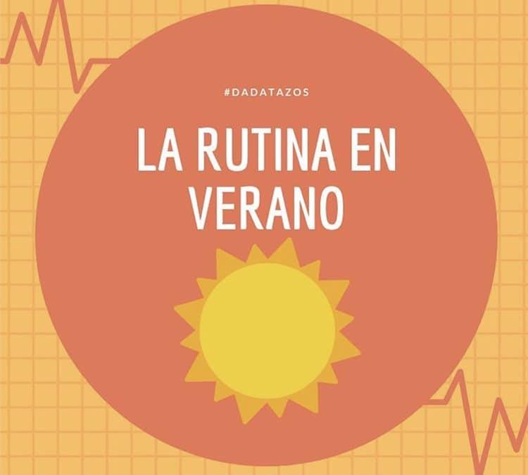 La rutina en Verano – Tips y datos importantes.