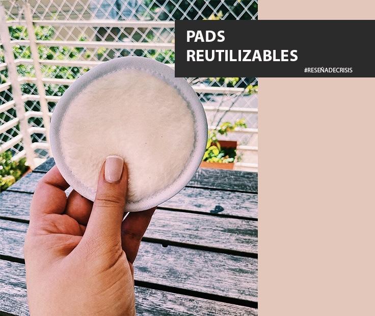 Pads Reutilizables – Una opción ecológica y económica para la rutina.